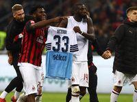 Duo Milan Terhindar Sanksi Soal Selebrasi Kontroversialnya