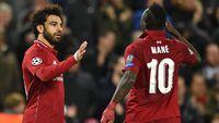 Sadio Mane berpeluang menggeser Mohamed Salah dari daftar top skor Liga Inggris musim ini.