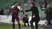 Saint-Etienne Vs PSG: Pochettino Mengawali dengan Hasil Seri
