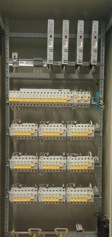 щит управления led-освещением