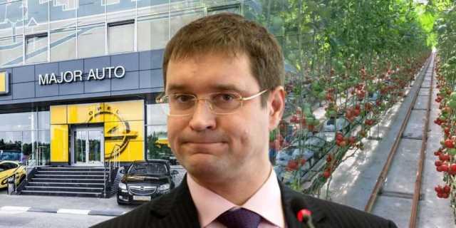 Михаил Бахтиаров и Павел Абросимов с крышей ФСБ становятся ближе к земле или полный Major Auto для «Вязово»