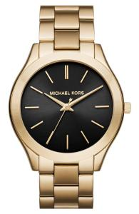 MICHEAL Michael Kors Slim Runway Bracelet Watch, 42mm