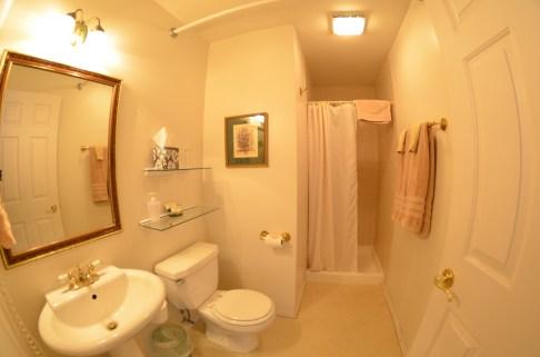 Shower Only Bathroom