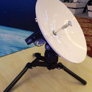 60CM DUAL KU AND KA BAND MOTORISED FLYAWAY ANTENNA