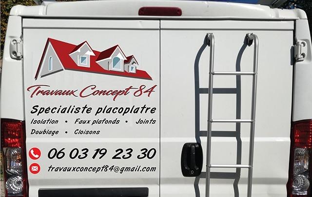 flocage-camion-travaux-concept-84-akdigital-artisan-orange-avignon-montelimar