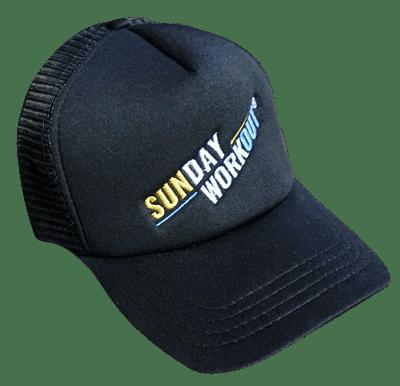 casquettes sunday workout 2017 - Création AK Digital