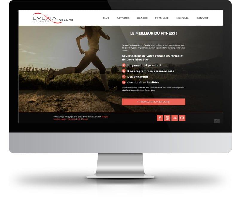 creation de sites internet avignon vitrine agence ak digital