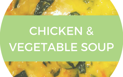 Whole Chicken & Vegetable Soup