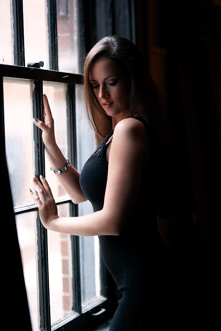Natural Light Portrait - Krysta Lynn