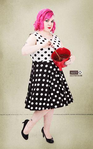 Heather Kemp - Pinup 2879 - by Ray Akey