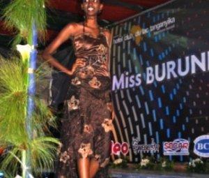 Arielle Kwizera, Miss Burundi 2011