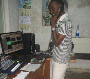 Blaise Paulin aux mix (www.akeza.net)