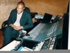 Bachir DIA au Tanganyika Studio
