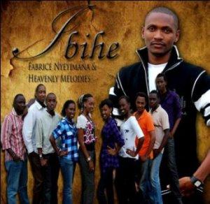 Face avant de la pochette de l'album IBIHE de H.M (www.akeza.net)