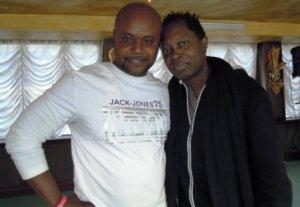 kidum et Lokua Kanza à Paris