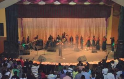 Concert de David, Vue d'ensemble (www.akeza.net)