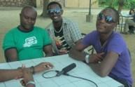 De gauche à droite : Kidum , Yoya , Mr Happy (www.akeza.net)