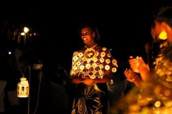 Cynthia Munwangari,styliste et mannequin (www.akeza.net)