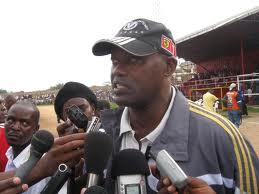 Le coach de Vital'O, Yaoundé