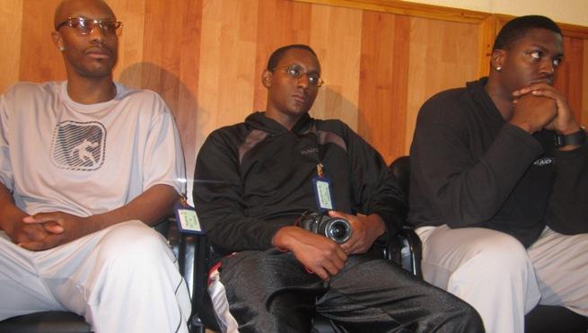 Certains de joueurs de l'équipe AND1 à Bujumbura (www.akeza.net)