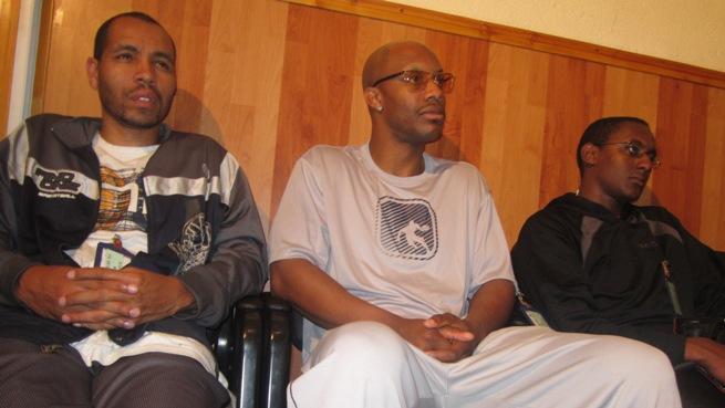 Certains joueurs de l'équipe AND1 (www.akeza.net)