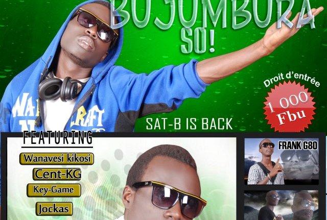 SAT B se prépare pour le concert ''Bujumbura So'' (www.akeza.net)
