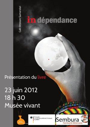 Affiche Recueil Samandariens (www.akeza.net)