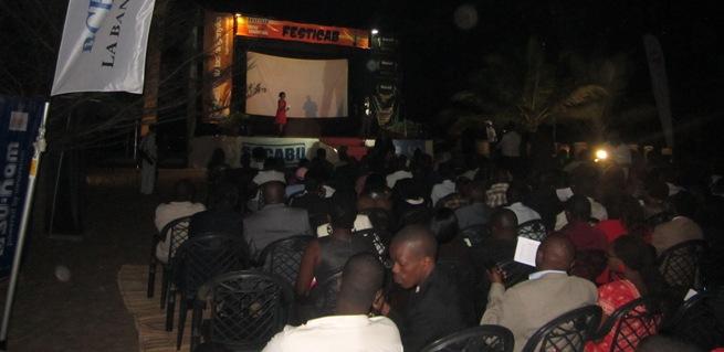 Soirée d'ouverture du FESTICAB (www.akeza.net)