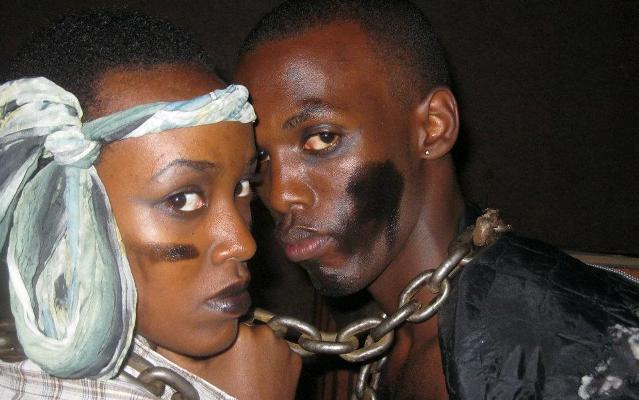 Mannequins de l'agence Esther (www.akeza.net)