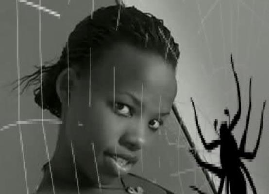 Marina Wanyika , celle qui fait battre le coeur du rappeur GN (www.akeza.net)