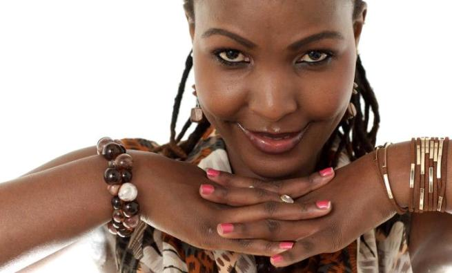 La chanteuse Sybille (www.akeza.net)