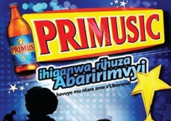 Une partie de l'affiche Officiel Primusic (www.akeza.net)