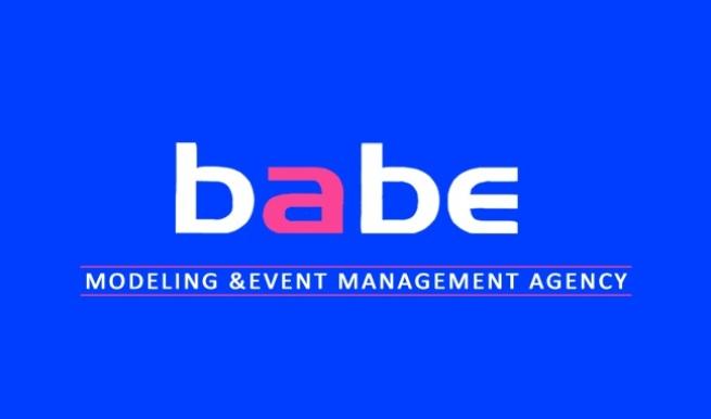 Logo de l'agence Babe/Mode et événementiel (www.akeza.net)