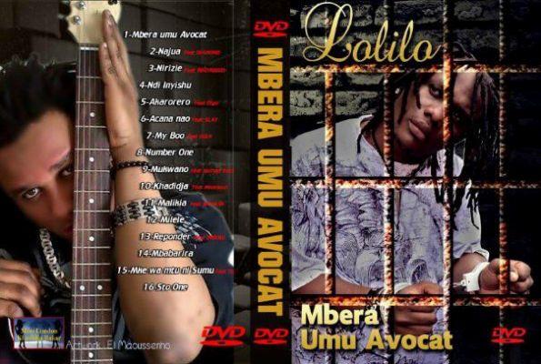 Une des facette du DVD Mbera Umu Avocat de Lolilo (www.akeza.net)