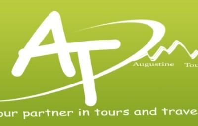 Logo de la société Augustine Tours (www.akeza.net)