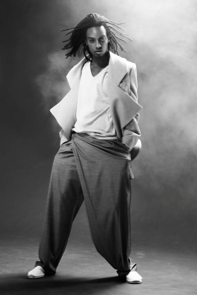 Reggie Michael Thayer , à la conquête de la mode sur l'échiquier  international (www.akeza.net)