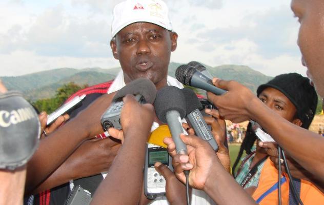 Kanyenkore Gilbert , coach de Vitalo fait le point sur le match contre Enugu Rangers (www.akeza.net)