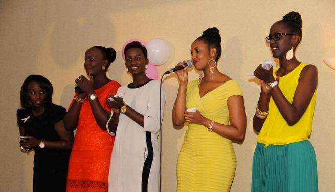Les membres de Full of Grace (www.akeza.net)