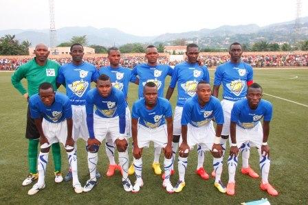 LLB Academic , le seul club burundais qui passe en 1/8 de finale de la coupe des confederations africaine (www.akeza.net)