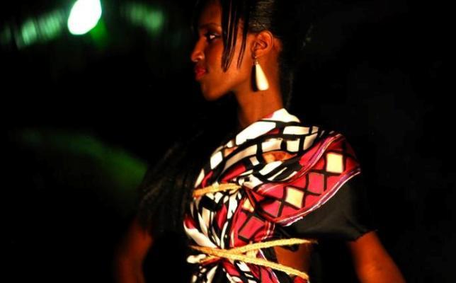 Vanessa Ishimwe , styliste et décoratrice à succès , propriétaire de Vah Fashion Services (www.akeza.net)