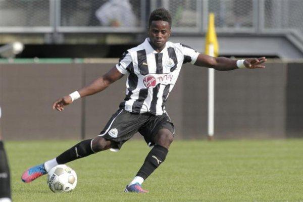 Gaël BIGIRIMANA: Je souhaite jouer pour l'Angleterre (www.akeza.net)