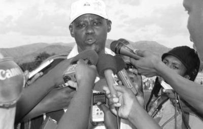 Le coach Gilbert KANYANKORE dit Yaoundé s'est engagé avec KIYOVU Sports (www.akeza.net)