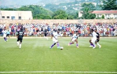 Arrêt temporaire du championnat national de Football (www.akeza.net)
