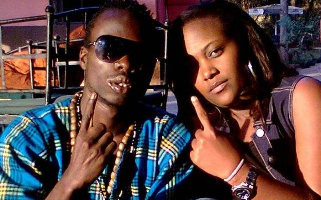 SAT B et Alida sont à Kampala pour enregistrer une chanson (www.akeza.net)