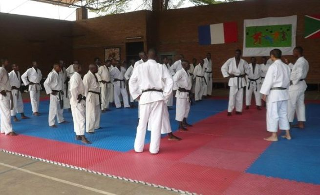 Taekwondo : Bubanza accueille une compétition ce weekend (www.akeza.net)