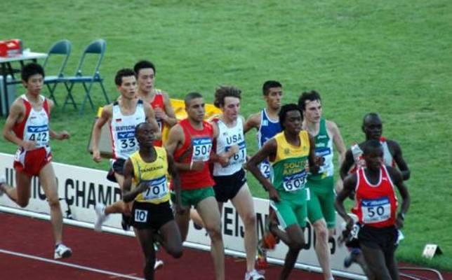 Jean Claude NIYONIZIGIYE : ''Sur  le 5000m, je vise le podium » (www.akeza.net)