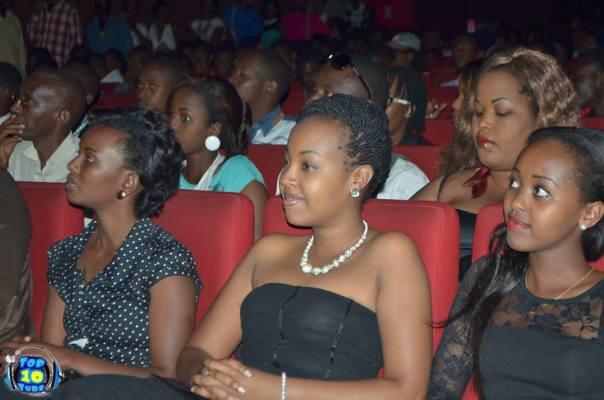 Quelques stars dans la salle (www.akeza.net)