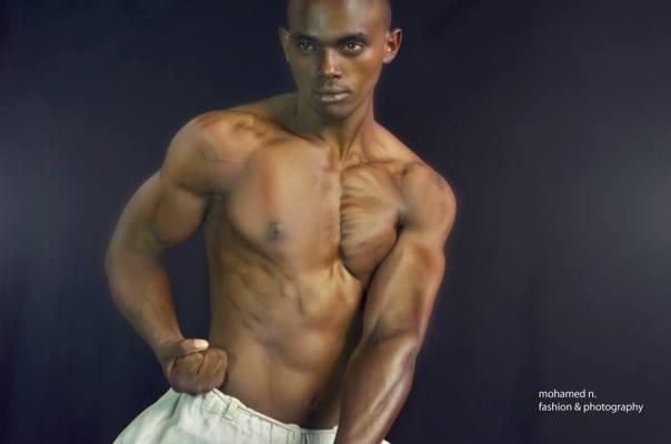 Une photo inspiré des arts martiaux/Model : Parfait/Qgence Esther(www.akeza.net)
