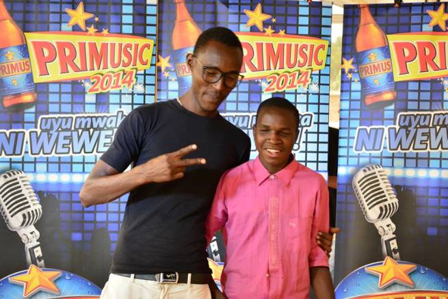 Nintunze Pierre et Igirukwayo Florient  candidats de Rutana (www.akeza.net)