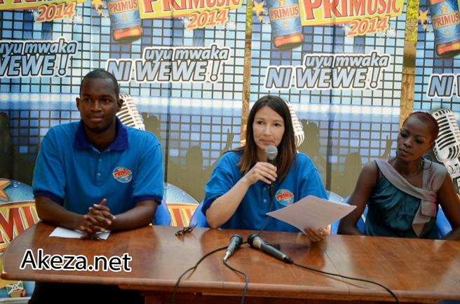 Primusic 2014 :  6 candidats resteront dans la course pour les 20.000.000fbu(www.akeza.net)